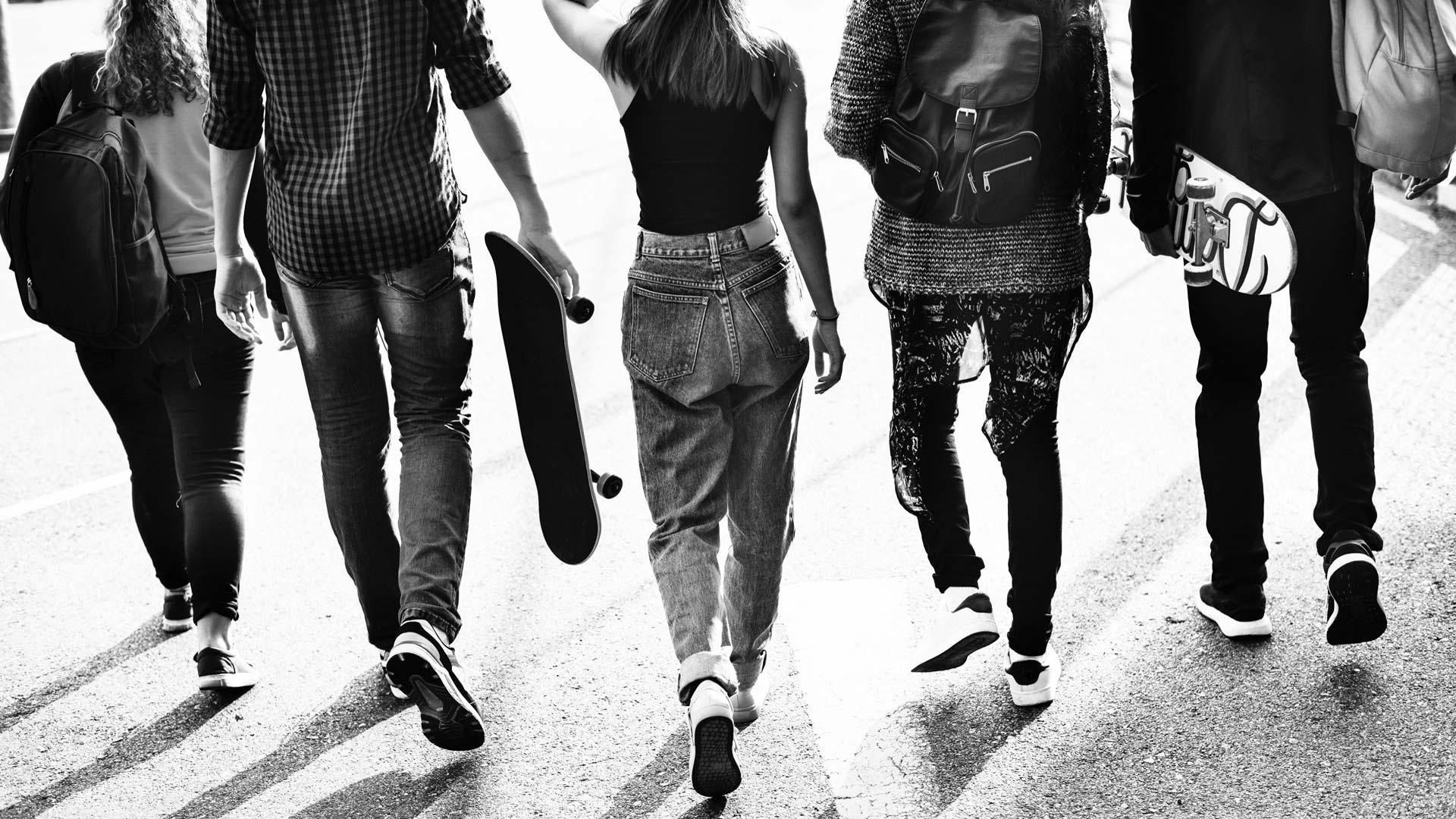 I cambiamenti dell'adolescenza
